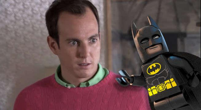 lego batman movie will arnett has no friends