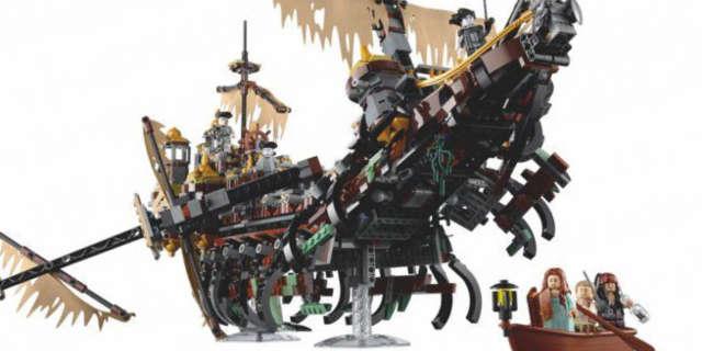 lego new york toy fair 2017 pirats star wars dc superhero girls sets