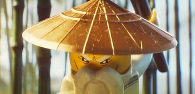 First Images from The Lego Ninjago Movie