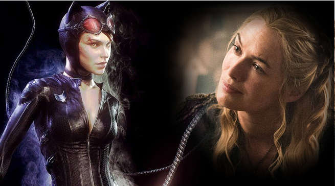 Game of Thrones Lena Headey Comments on Playing DCEU Catwoman
