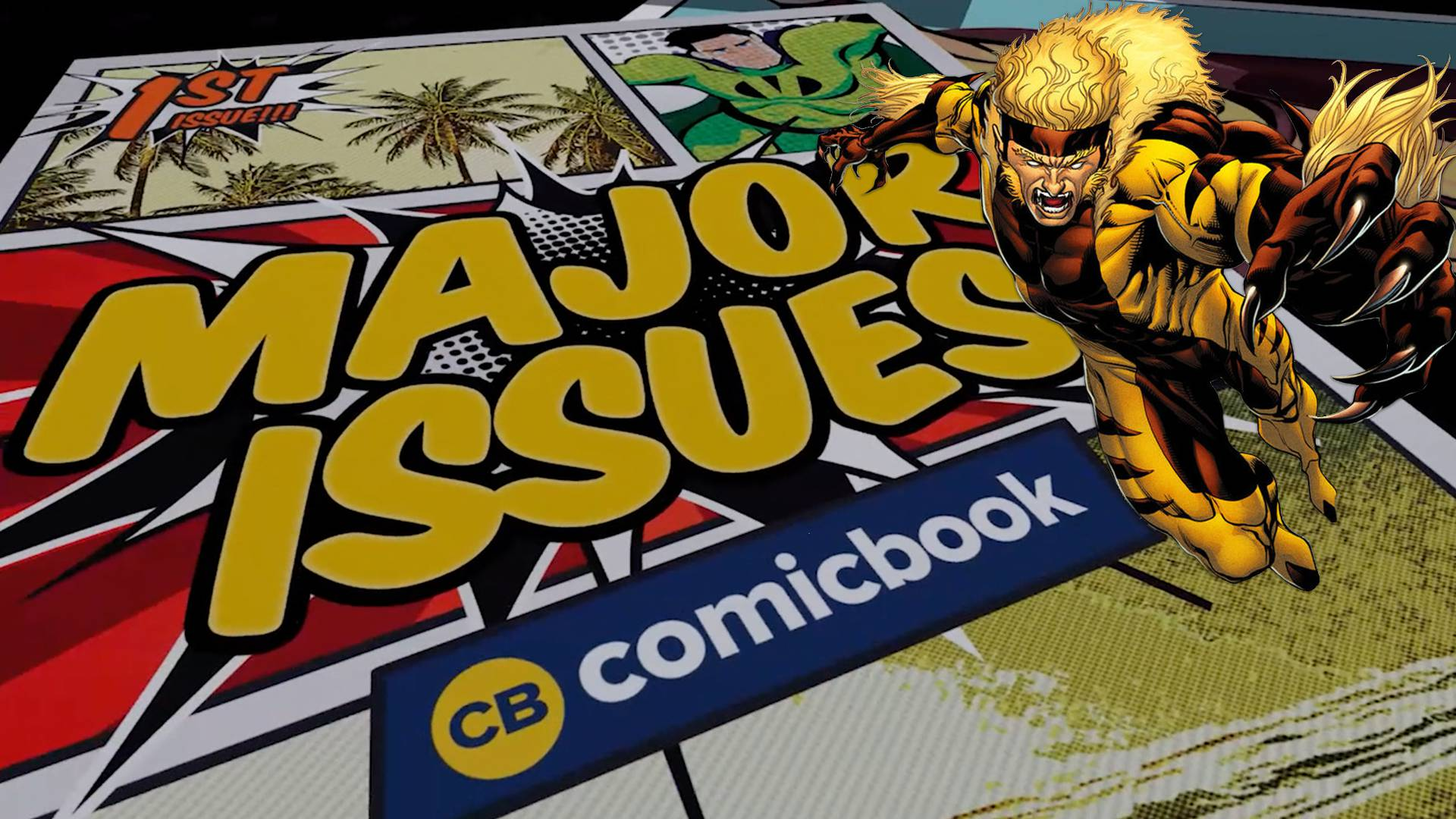 Major Issues-Sabertooth
