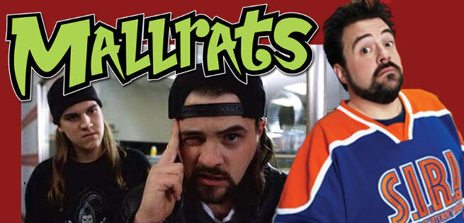 Kevin Smith Is Putting New Mallrats Project On Back Burner