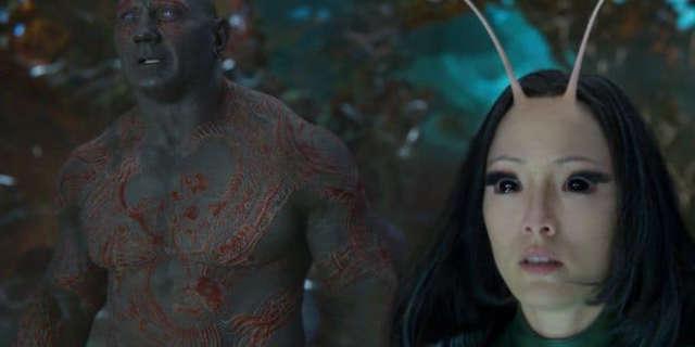 Mantis Drax Guardians of the Galaxy