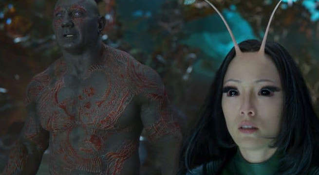 Mantis Drax Guardians of the Galaxy