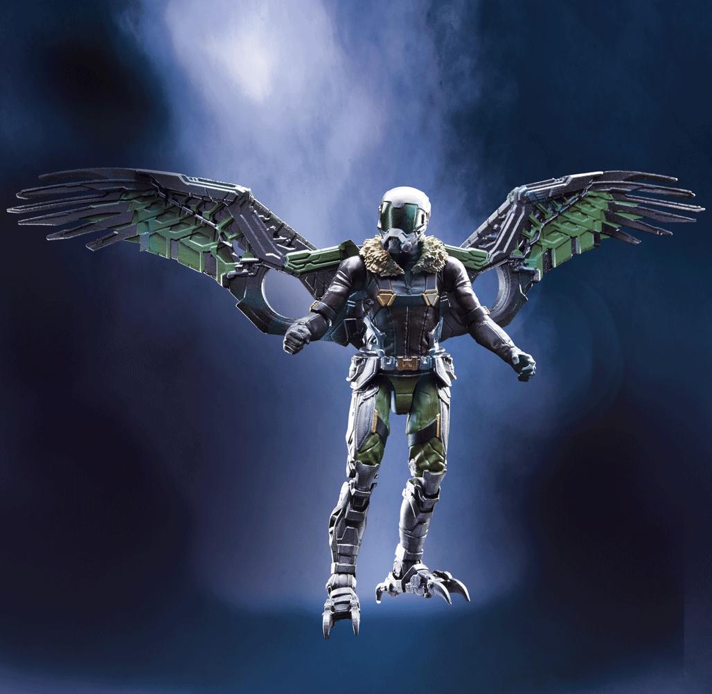 MARVEL LEGENDS SERIES 3.75-INCH 2-PACK Figure Assortment (Vulture)