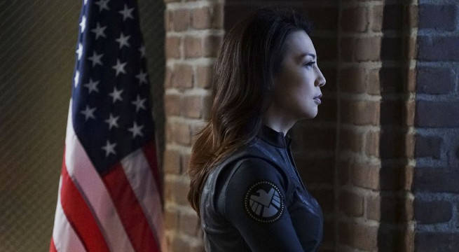 Agents of SHIELD - Self Control