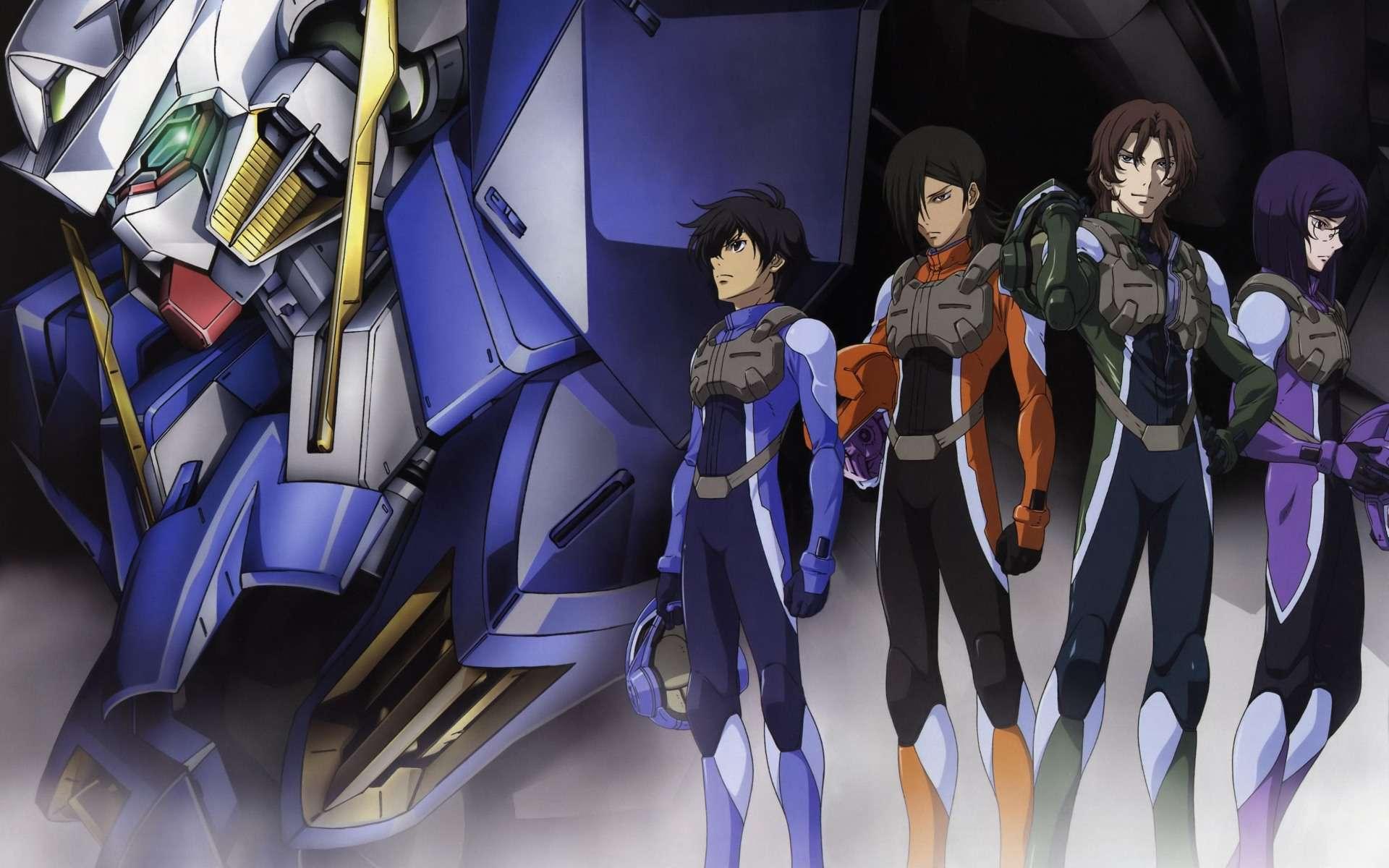mobile-suit-gundam-00-Anime
