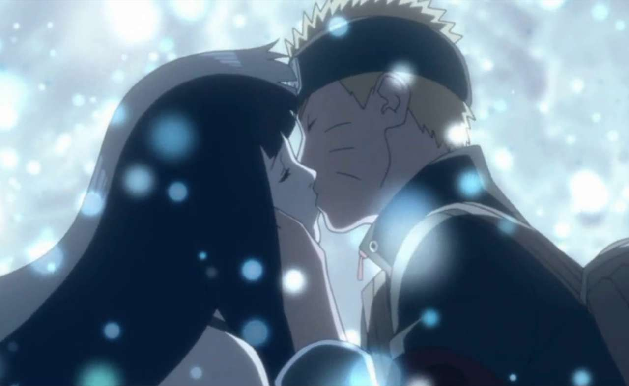Naruto Hinata Wedding.Naruto Shippuden Celebrating New Wedding Arc With Preview Images