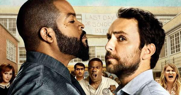 Fist Fight Uses Humor To Punch Through A Messy Story