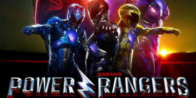 new power rangers poster revealed
