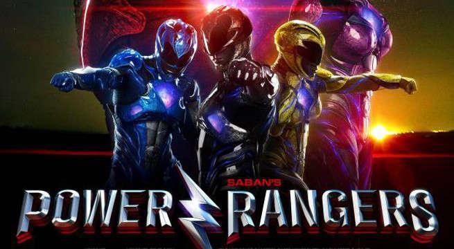 new power rangers poster revealed