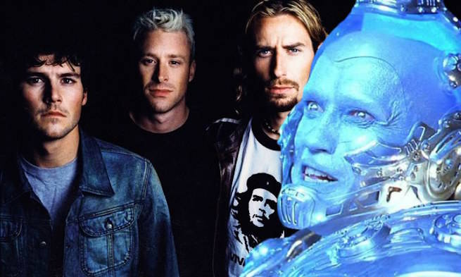 Arnold Schwarzenegger Trolled With Batman & Robin Joke From Nickelback