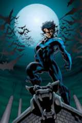 Nightwing movie poster image