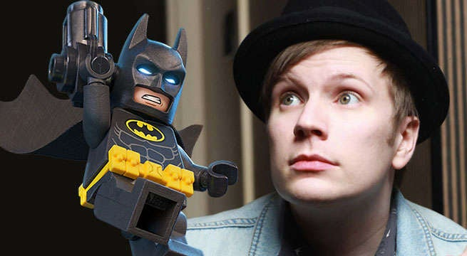 patrick stump batman