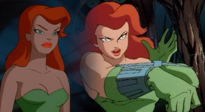 Poison-Ivy-Animated-Series