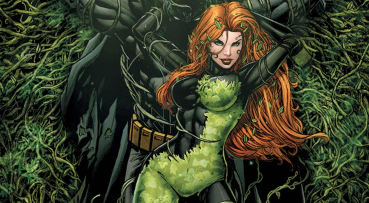 DC's Poison Ivy Gets a New Look