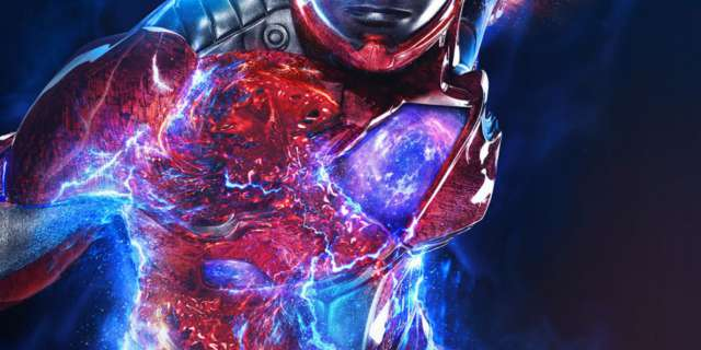 Power Rangers Movie Character Posters - Black Ranger (2017)
