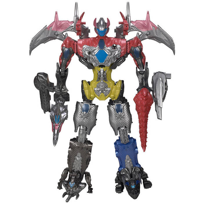 power rangers movie megazord