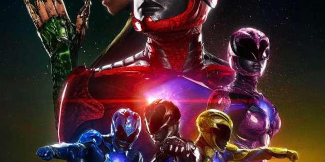 Power Rangers new poster empire