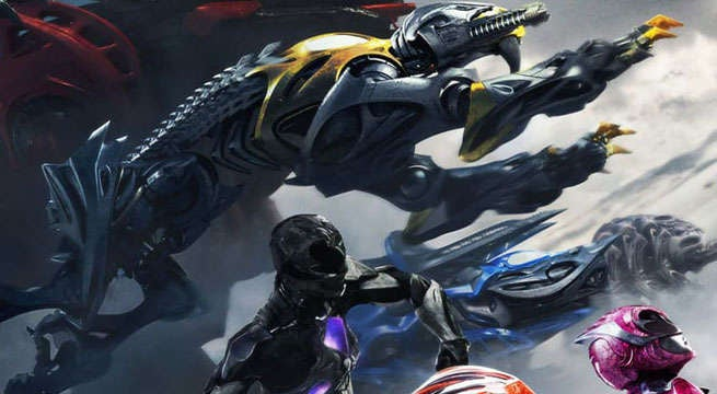 The Zords Throwdown In New Power Rangers TV Spots