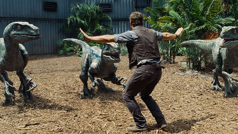 Here's How the Velociraptors Have Changed Through Each 'Jurassic Park' Film