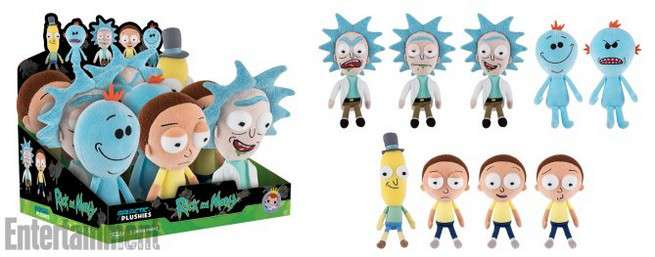 Rick and Morty Pops_06