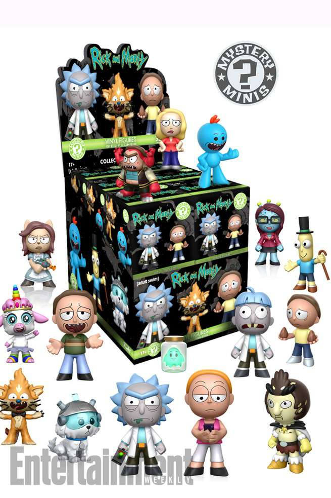 Rick and Morty Pops_12