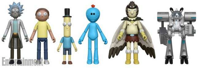 Rick and Morty Pops_15