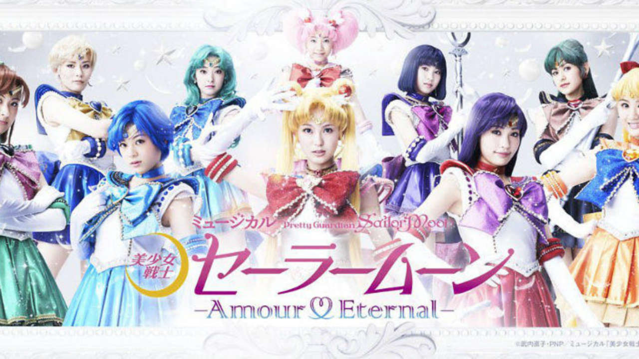 Sailor Moon Live-Action Musical Coming To DVD