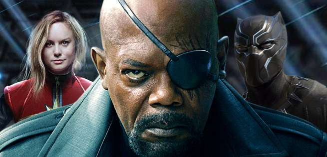 Samuel L. Jackson On Whether He'll Appear in Captain Marvel or Black Panther