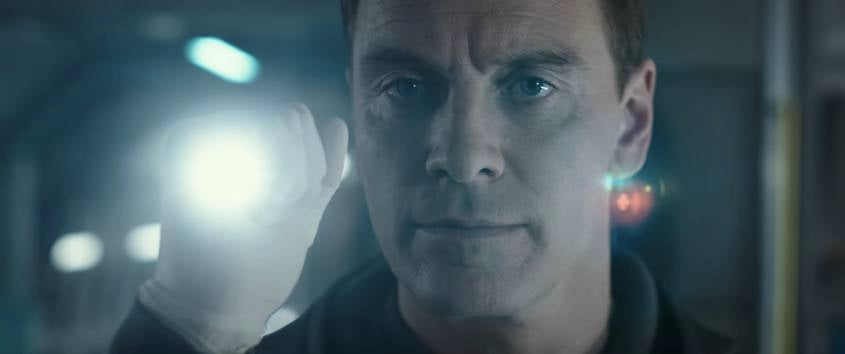 Watch: Alien Covenant Releases Full Prologue Clip
