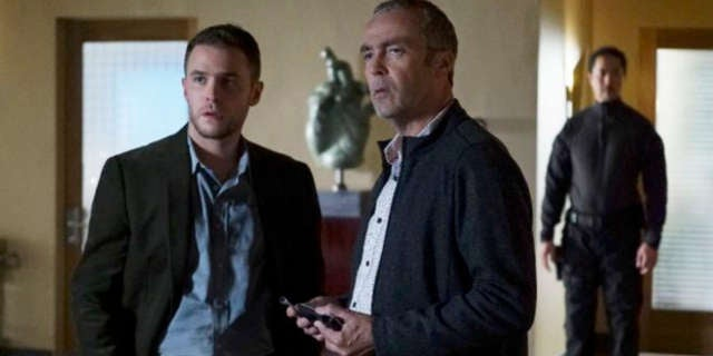 SHIELD Fitz and Radcliffe