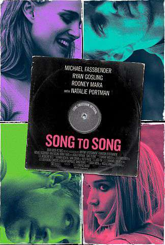 Song to Song Movie Poster 2017