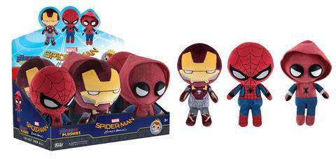 Spider-Man-Homecoming-Plushies