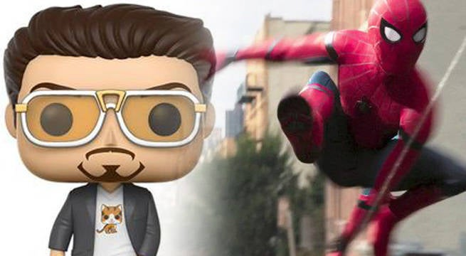 Funko Expands Spider-Man: Homecoming Toyline
