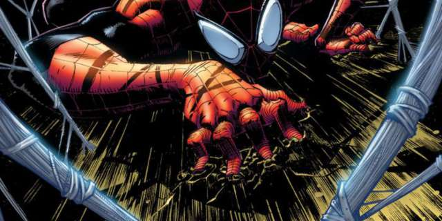 spider-man superior spider-man marvel heroes become villains