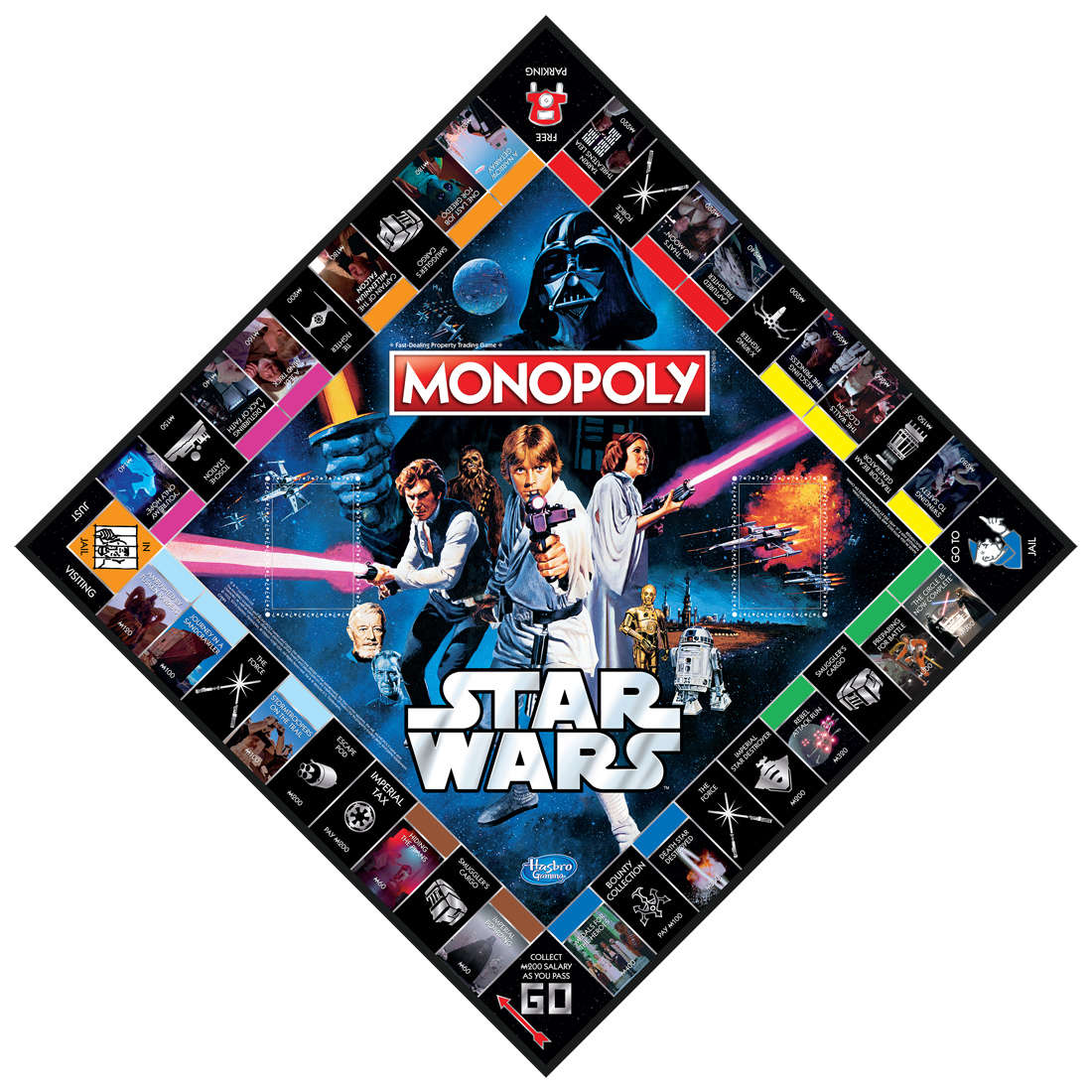 Star-Wars-Monopoly-40th-Anniversary-Edition-open