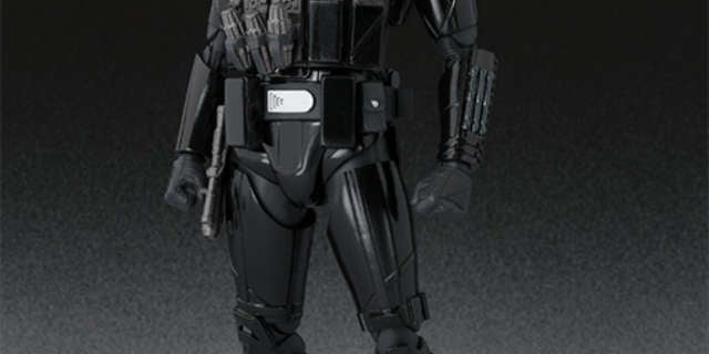 star wars rogue one death trooper sh figuarts special edition 1
