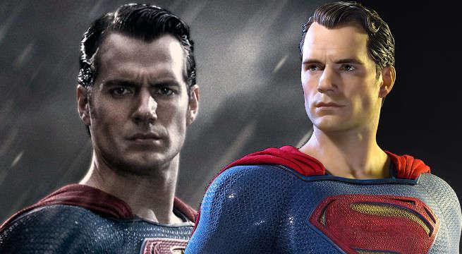 Stunning Batman v Superman Sideshow Figure Unveiled