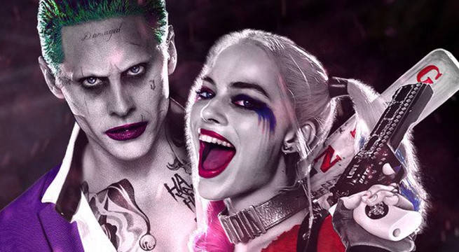 Suicide Squad Photo Shows Harley Quinn In A Wedding Dress