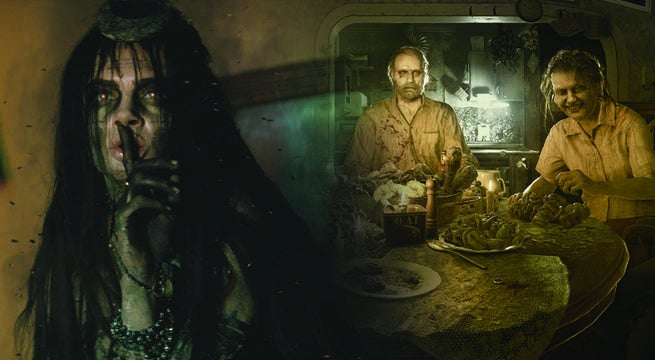 Suicide Squad Done Resident Evil 7 Style Makes It A Horror Movie