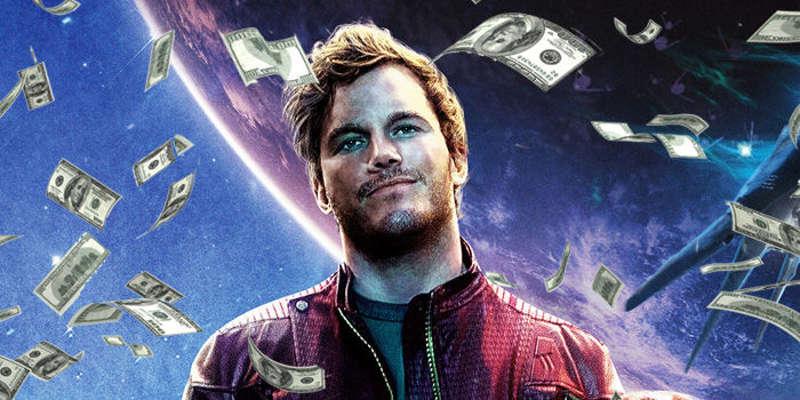 Superhero movie profits box office