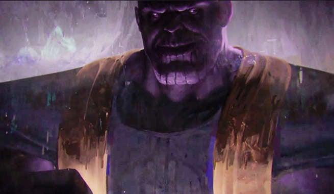 Thanos Art