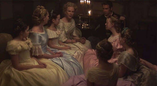 Colin Farrell Cons Nicole Kidman and Kirsten Dunst In Trailer for Thriller 'The Beguiled'