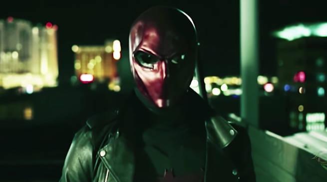 The Dark Knight 4 Enigma Trailer Fan Film