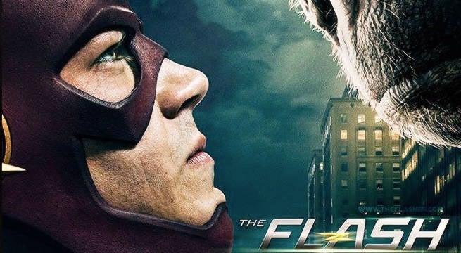 the flash grodd