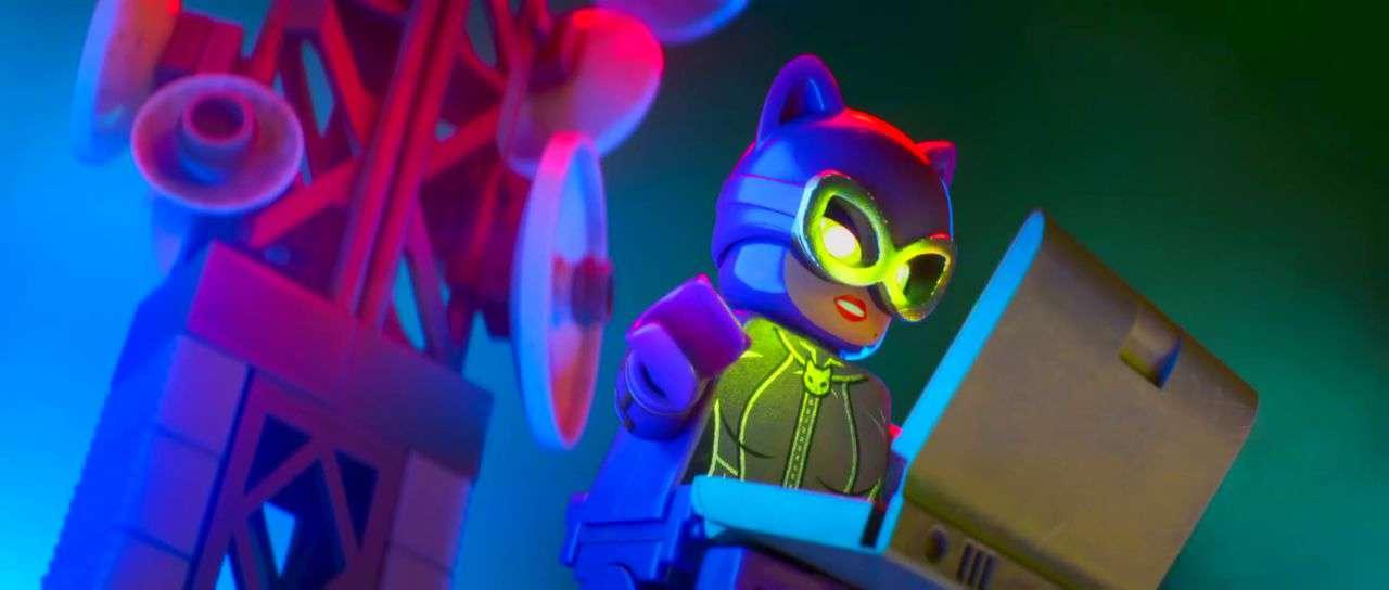 The LEGO Batman Movie Villains -  Catwoman