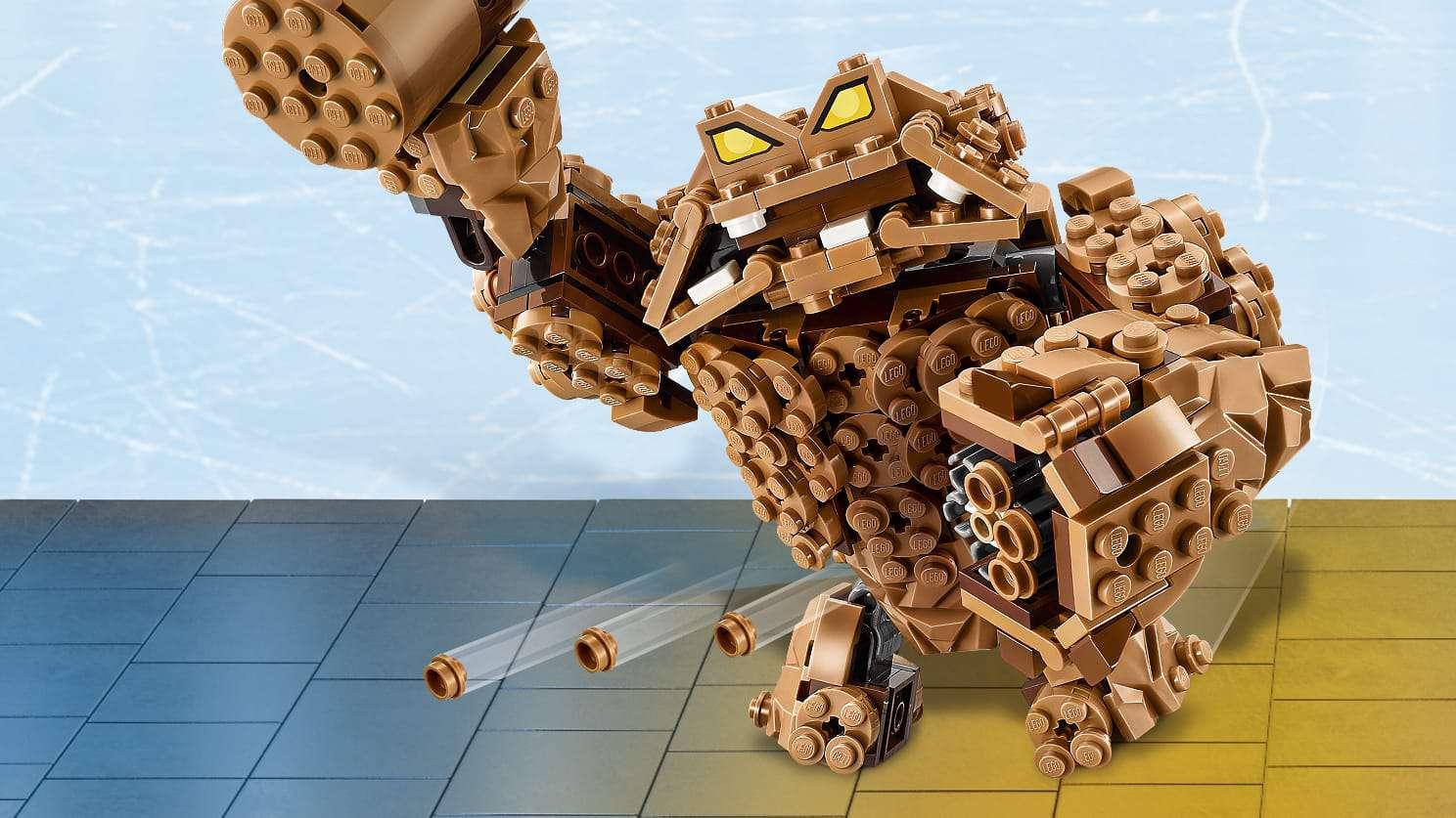 The LEGO Batman Movie Villains -  Clayface