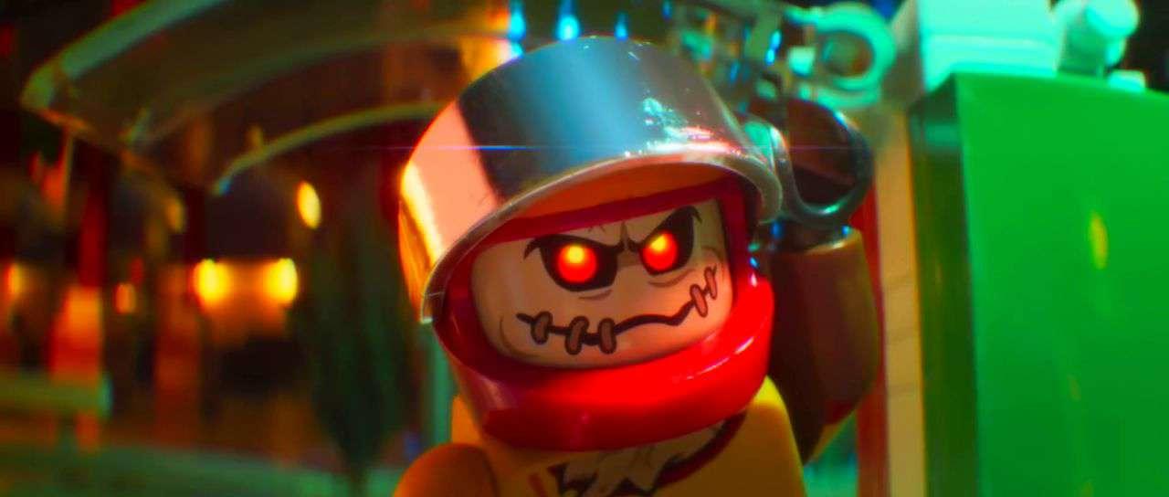 The LEGO Batman Movie Villains - Scarecrow