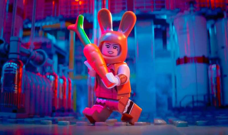 The LEGO Batman Movie Villains - Monarch Hare